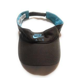 Vintage Nike Air Adjustable Visor Hat Snapbacks